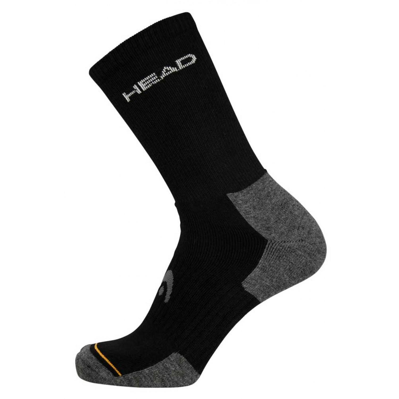 calcetines negros asics