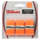 WILSON Pro Overgrip x3 Orange